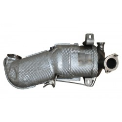 Kfzteil Rußpartikelfilter, Partikelfilter DPF für FIAT Ducato 500x / JEEP Renegade - 1.6 2.0 Multijet - 51980584 52049399