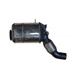 Kfzteil Katalysator, Rußpartikelfilter, Partikelfilter DPF für BMW E90 E91 E92 E93 F01 F02 X5 330D - 8506883 / 7811424 / 18308512692 / 18308512710