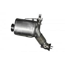 Katalysator, Rußpartikelfilter, Partikelfilter DPF für BMW E90 E91 E92 E93 F01 F02 X5 330D - 8506883