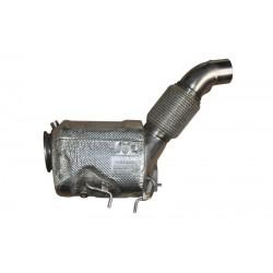 Katalysator, Rußpartikelfilter, Partikelfilter DPF für BMW X5 F15 / X6 F16 - M50dx - 18308517205