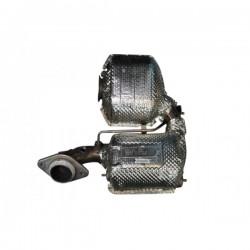 Kfzteil Rußpartikelfilter, Partikelfilter DPF TOYOTA Auris Avensis Verso Rav 4 - 1.6-2.0 D-4D - 25051-YV030