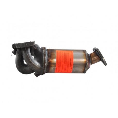 Kfzteil Katalysator OPEL Agila Corsa C d - 1.0i 12V - 13106542
