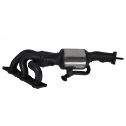 Kfzteil Katalysator - BMW E60 / E61 / E63 / E64 - 2.5 / 3.0 - 18407560715 / 7568620