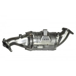 Kfzteil Katalysator TOYOTA Land Crusier - rechts - 4.5 D V8 - 1845051050 18450-51050